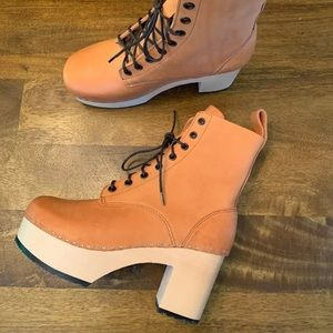Anthropologie Swedish Hasbeens boots 🌟NEW!🌟